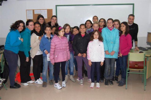 El IES Felipe II celebra unas jornadas de puertas abiertas para sus colegios adscritos - 3, Foto 3