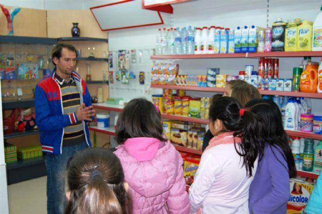 El IES Felipe II celebra unas jornadas de puertas abiertas para sus colegios adscritos - 4, Foto 4