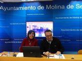 La Concejalía de Igualdad de Molina de Segura organiza un amplio programa de actividades para conmemorar el Día de las Naciones Unidas para los Derechos de la Mujer y la Paz Internacional 2013