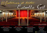 II Edición de Certamen de Teatro Aficionado 'Estrella Gil'