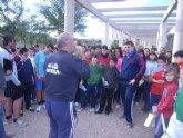 La Concejalía de Deportes y el Club de Orientación organizaron la fase local de orientación de Deporte Escolar