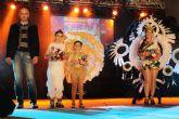 Mazarr�n demuestra que ama el Carnaval en una divertid�sima gala al son brasileño