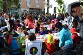 El Carnaval infantil congrega a 200 niños en la plaza de La Constitución