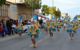 El desfile de Carnaval viste de color las calles de San Pedro del Pinatar