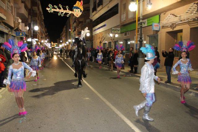 Espectacular desfile de Carnaval con la participación de 34 grupos - 1, Foto 1