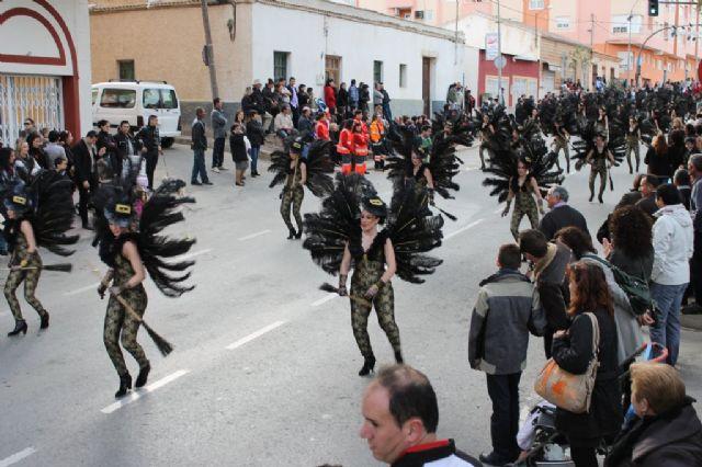 Espectacular desfile de Carnaval con la participación de 34 grupos - 2, Foto 2