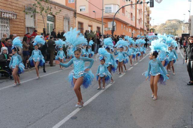 Espectacular desfile de Carnaval con la participación de 34 grupos - 3, Foto 3