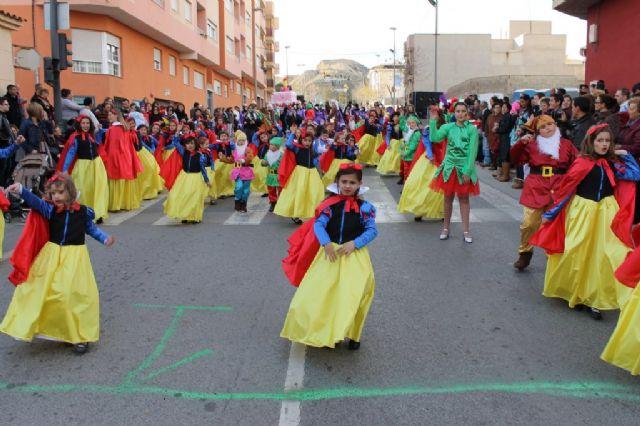 Espectacular desfile de Carnaval con la participación de 34 grupos - 4, Foto 4