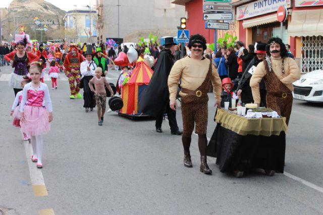 Espectacular desfile de Carnaval con la participación de 34 grupos - 5, Foto 5