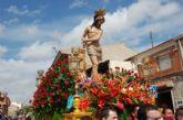 El Santísimo Cristo Amarrado a la Columna da imagen a la Semana Santa 2013 de Alguazas
