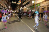 Espectacular desfile de Carnaval con la participaci�n de 34 grupos