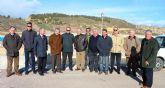 La CHS culmina las obras de modernizaci�n de regad�os del trasvase en Alhama de Murcia