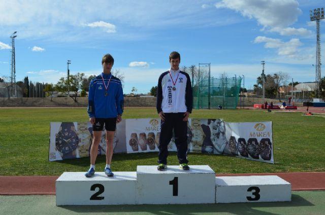 Fran Moreno Olivo se proclama campeón absoluto regional de salto de altura - 2, Foto 2