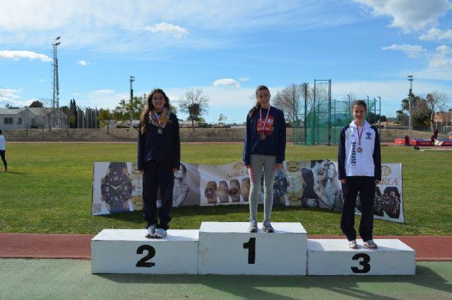Fran Moreno Olivo se proclama campeón absoluto regional de salto de altura - 3, Foto 3