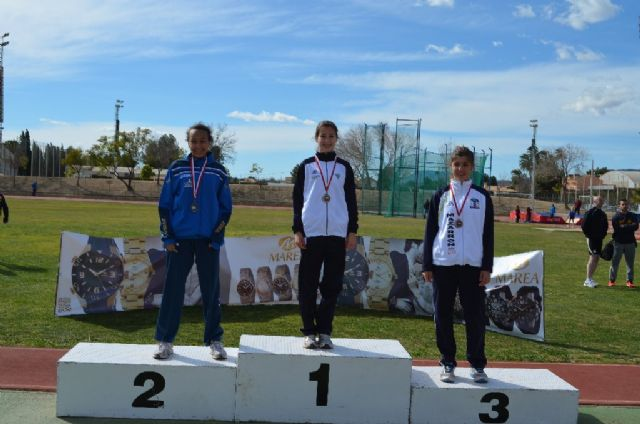 Fran Moreno Olivo se proclama campeón absoluto regional de salto de altura - 4, Foto 4