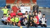 El Ayuntamiento y Asociaciones Deportivas de Puerto Lumbreras colaboran con UNICEF a través eventos deportivos solidarios