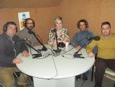 El Club 'Alguaceños' de Béisbol y Sófbol batea en la radio municipal