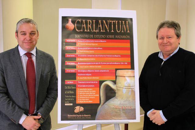 La XI edición de Carlantum se inicia hoy con la exposición Argenta - 1, Foto 1