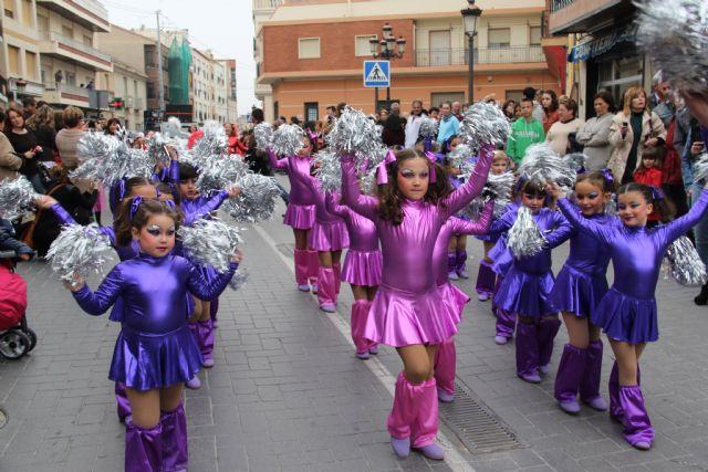 Puerto Lumbreras clausura su Carnaval 2013 con un Desfile y la Fiesta de Carnaval Infantil - 1, Foto 1