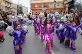 Puerto Lumbreras clausura su Carnaval 2013 con un Desfile y la Fiesta de Carnaval Infantil
