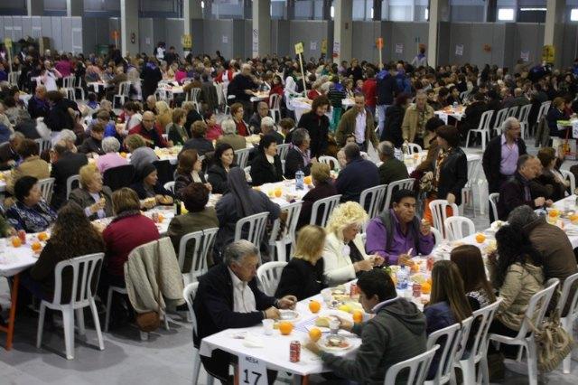 Más de 1400 personas se reúnen en XIII Paella solidaria de Torre-Pacheco para una biblioteca y una sala de ordenadores en Guatemala - 2, Foto 2