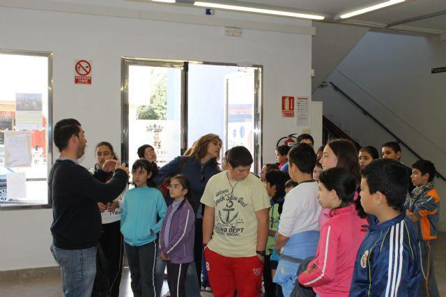 Una exposición sobre la diversidad biológica y una charla sobre el impacto del cambio climático en la agricultura, otra de las actividades del CSIC en Alhama de Murcia, Foto 1