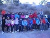 La I jornada de la fase regional de orientacion de Deporte Escolar contó con la participacion de 29 escolares de Totana
