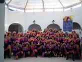 Un baile pone fin a las actividades de Carnaval de los Hogares del Pensionista