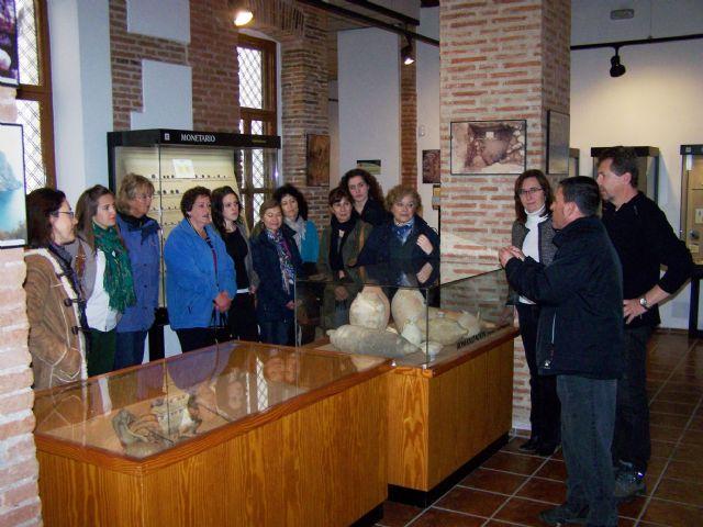 Comienzan los nuevos Talleres de Arqueología de la concejalía de Mujer de Águilas - 2, Foto 2