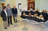 El CIT acoge una exposición de maquetas de tronos de la Semana Santa pinatarense