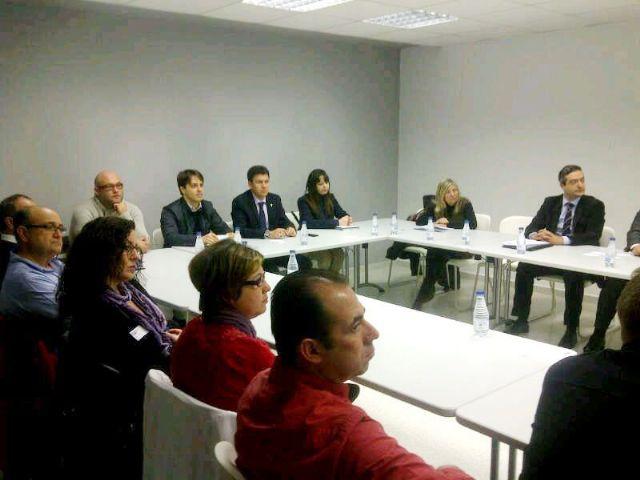 El Ayuntamiento de Alhama quiere convertir el edificio CIDE en un lugar de referencia para los empresarios, Foto 2