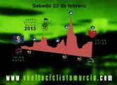 La alcaldesa y el concejal de Deportes entregarán el trofeo 'Marco Pantani' en la XXXIII Vuelta Ciclista a Murcia