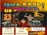La Cena de Piñata, organizada por la Cofradía de 'La Caída', tendrá lugar el próximo sábado