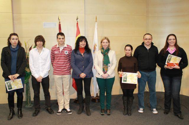 Entregados los premios del concurso de poesía amorosa Declára-te - 1, Foto 1