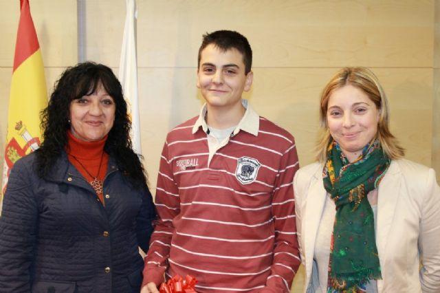 Entregados los premios del concurso de poesía amorosa Declára-te - 2, Foto 2