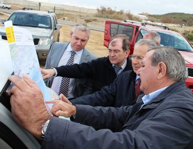 La CHS sopesa construir dos presas contra las riadas en las ramblas de las Moreras y el Reventón - 2, Foto 2
