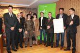 Sierra Espuña recibe un certificado europeo, que destaca al parque como lugar de excelencia en materia de turismo sostenible