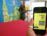 Una nueva web permite a los ciudadanos avisar de incidencias en el alumbrado público