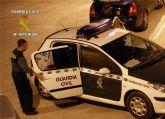 La Guardia Civil ha detenido durante los �ltimos d�as a 16 personas por delitos contra el patrimonio en la Regi�n