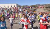 Más de 800 deportistas de la Región de Murcia participan en la Final de Cross Escolar celebrada en Puerto Lumbreras