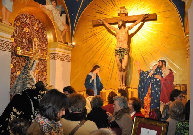 Inaugurada la nueva imagen de la Capilla del Santísimo Cristo de la Fe y María Santísima de la Piedad - 2, Foto 2
