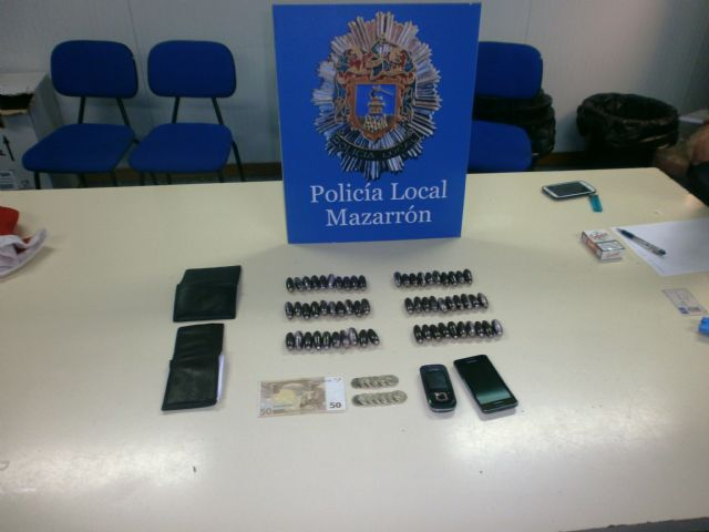 La policía local incauta 515 gramos de hachís tras perseguir a un vehículo fugado - 1, Foto 1