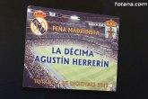 La Peña Madridista La Décima - Agustín Herrerín organiza una jornada de puertas abiertas