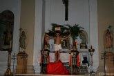 Los niños de Alguazas recrean con un Vía Crucis la Pasión y Muerte de Cristo