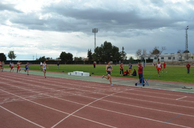 El club atletismo Mazarrón consigue 10 nuevas medallas en el campeonato regional de pista cubierta, Foto 4
