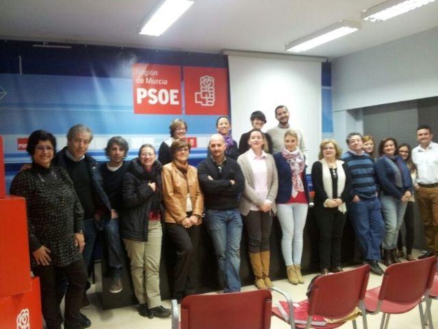La ciezana María Ramos Batres, reelegida coordinadora de la sectorial de educación del PSRM - 1, Foto 1