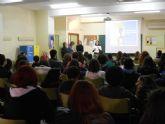 Los alumnos del IES Miguel de Cervantes conocen el trabajo de la Fundación FADE en Sudáfrica