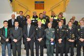 Salvador Angosto tomó posesión como nuevo Oficial Jefe de la Policía Local de San Javier