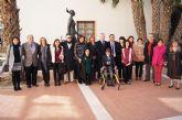 La alcaldesa acompaña a las familias de Totana en el acto conmemorativo del Día Mundial de las Enfermedades Raras