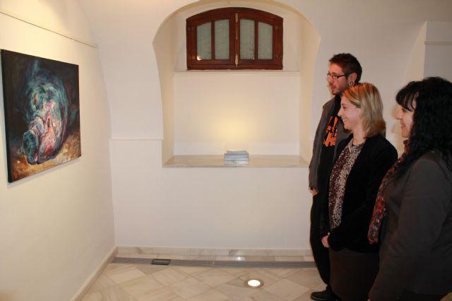 La exposición Placenta de Emilio Cerezo explora el tenebrismo en las Casas Consistoriales - 4, Foto 4